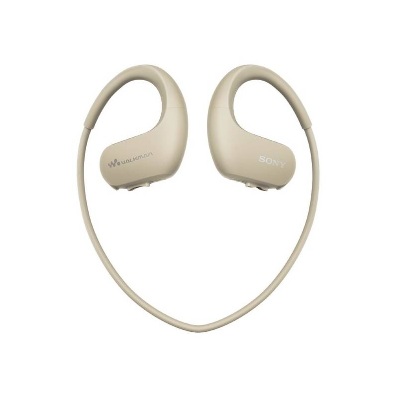 MP3 přehrávač Sony NW-WS413C šedý