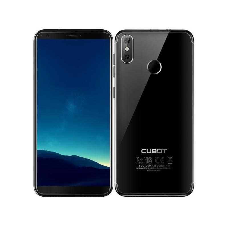 Mobilný telefón CUBOT R11 Dual SIM (PH3828) čierny + Doprava zadarmo