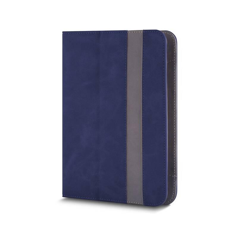 """Púzdro na tablet flipové GreenGo Fantasia na tablet 9-10"""" (GSM012862) modré"""