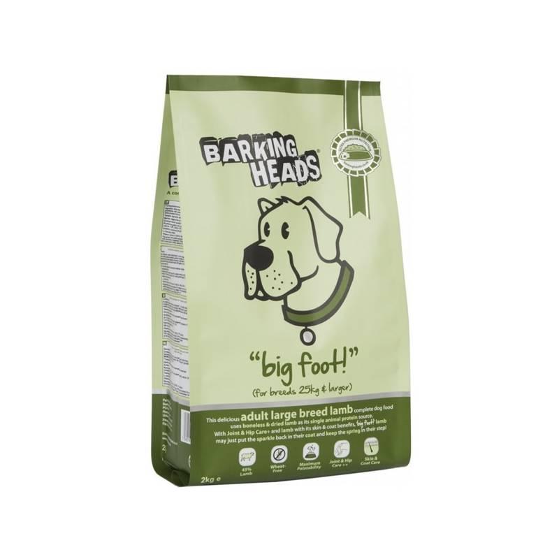 Granule Barking Heads Big Foot Bad Hair Day 12 kg