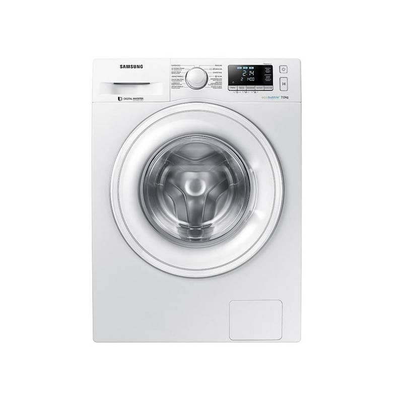 Automatická pračka Samsung WW70J5446DW/ZE bílá + Samsung 10 let záruka na invertorový motor