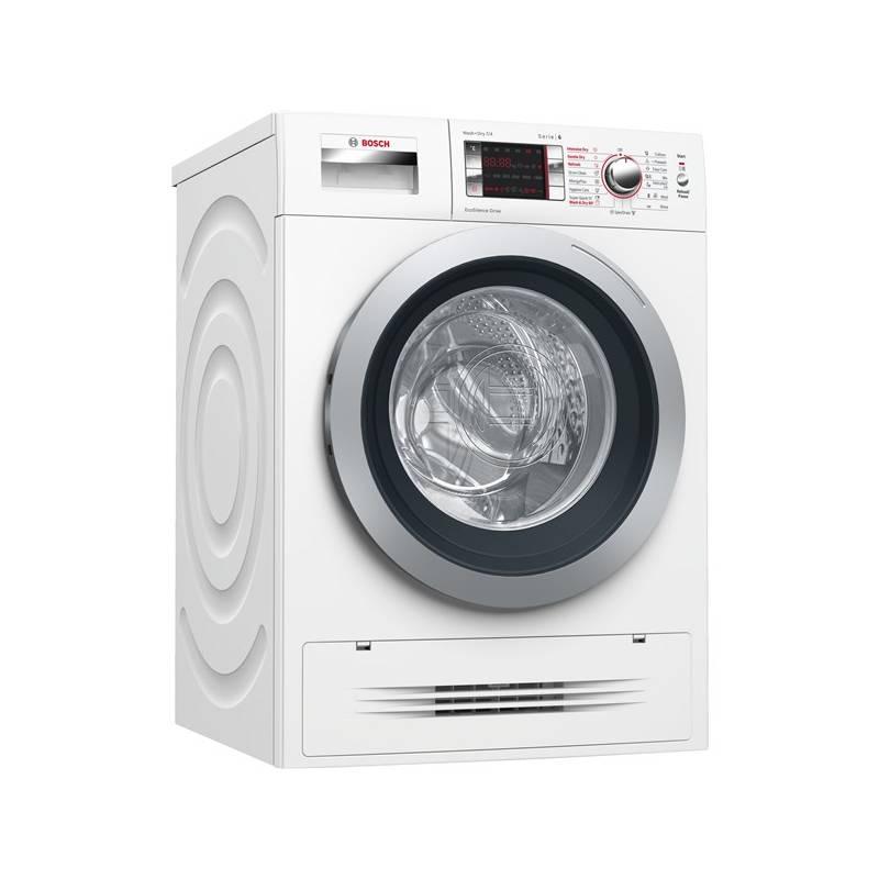 Pračka se sušičkou Bosch WVH28420BY bílá