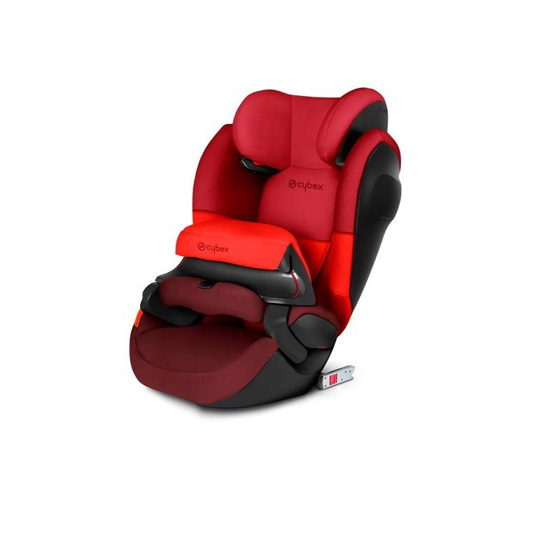 Autosedačka Cybex Pallas M-fix SL 2018, 9-36kg, Rumba Red + Doprava zadarmo