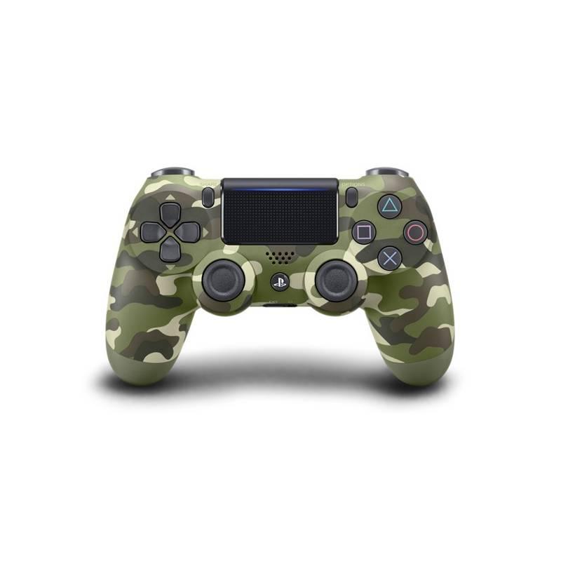 Gamepad Sony Dual Shock 4 pro PS4 v2 - kamufláž (PS719894858)