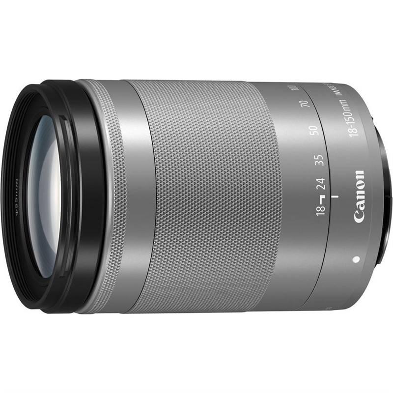 Objektív Canon EF-M 18-150 mm f/3.5-6.3 IS STM - SELEKCE SIP (1376C005) strieborný + Extra zľava 5 % | kód 5HOR2024 + Doprava zadarmo