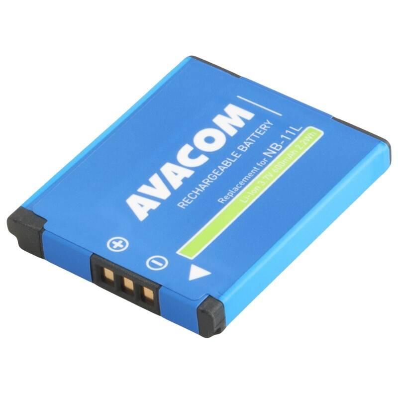 Batéria Avacom Canon NB-11L, NB-11LH Li-Ion 3.7V 600mAh 2.2Wh NEW (DICA-NB11-B600)