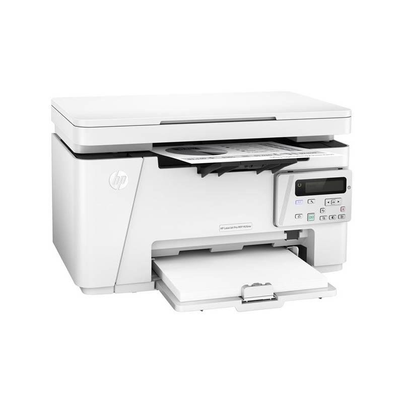 Tlačiareň multifunkčná HP LaserJet Pro MFP M26nw (T0L50A) biela farba
