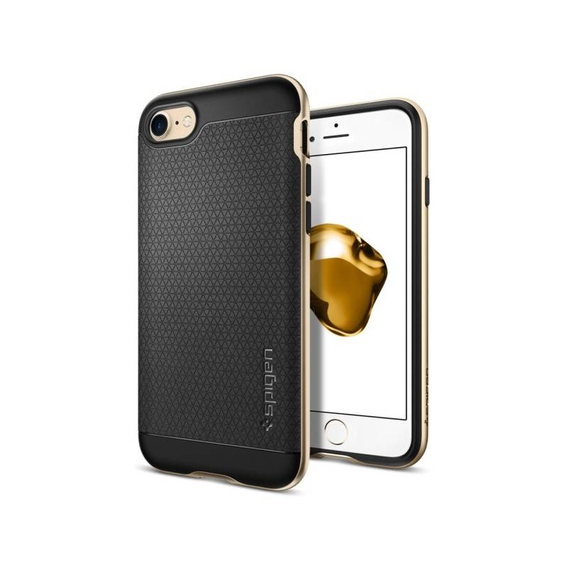Kryt na mobil Spigen Neo Hybrid pro Apple iPhone 7/8 - champagne gold (042CS20675)