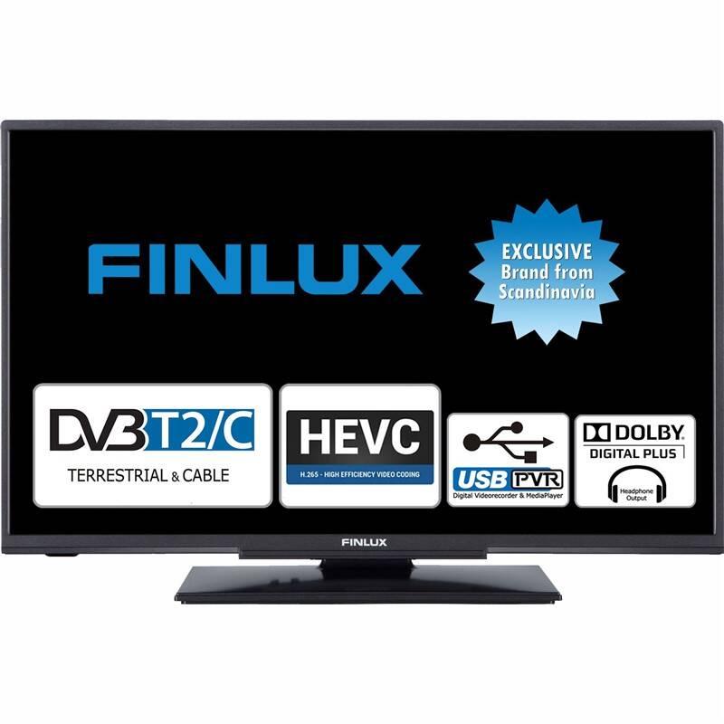 Televízor Finlux 24FHD4220 čierna + Doprava zadarmo
