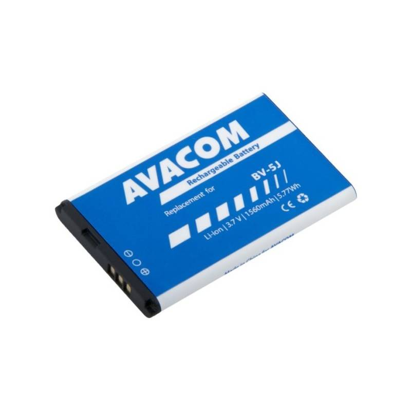 Baterie Avacom pro Microsoft Lumia 435, Li-ion 3,7V 1560mAh (náhrada BV-5J)