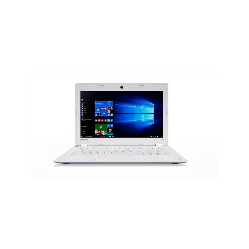 Notebook Lenovo IdeaPad 110S-11IBR (80WG008DCK) modrý Autodráha Alltoys SPECIAL 101 (zdarma) + Doprava zadarmo