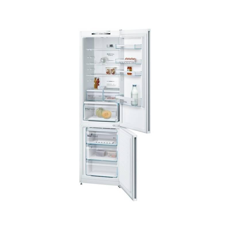 Chladnička s mrazničkou Bosch KGN39VW45 bílá