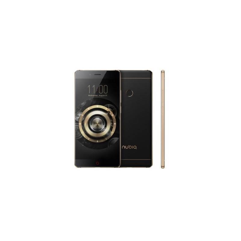 Mobilný telefón Nubia Z11 Dual SIM ( 6 GB RAM ) (6934933079489) čierny/zlatý Software F-Secure SAFE, 3 zařízení / 6 měsíců (zdarma) + Doprava zadarmo