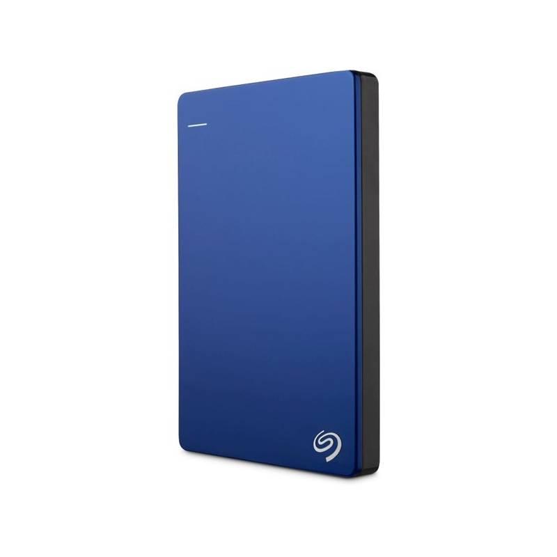 Externý pevný disk Seagate BackUp Plus 1TB (STDR1000202) modrý