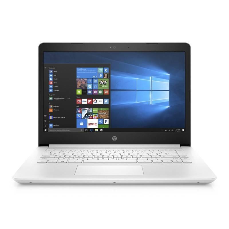Notebook HP 14-bp005nc (1UY75EA#BCM) biely Software F-Secure SAFE, 3 zařízení / 6 měsíců (zdarma)