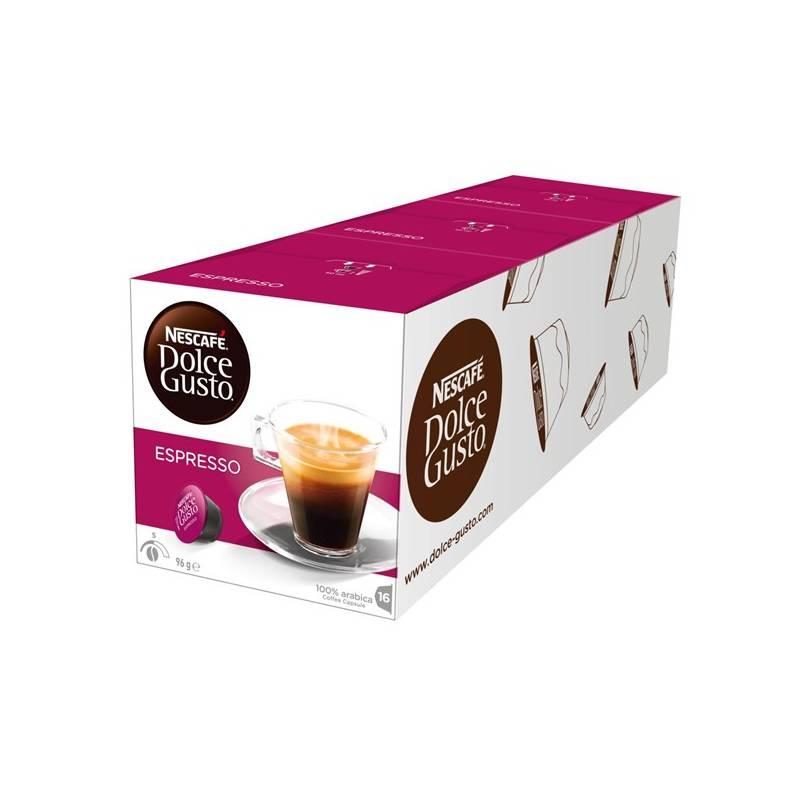 Kapsule pre espressa Nescafé Dolce Gusto Espresso 3 balení