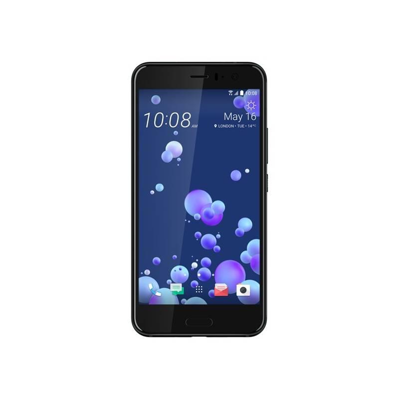 Mobilný telefón HTC U11 - Brilliant Black (99HAMP032-00) Software F-Secure SAFE, 3 zařízení / 6 měsíců (zdarma) + Doprava zadarmo