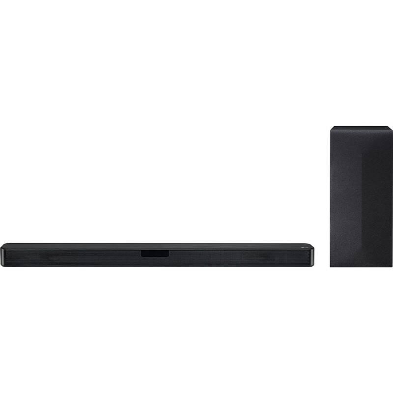 Soundbar LG SL4Y černý