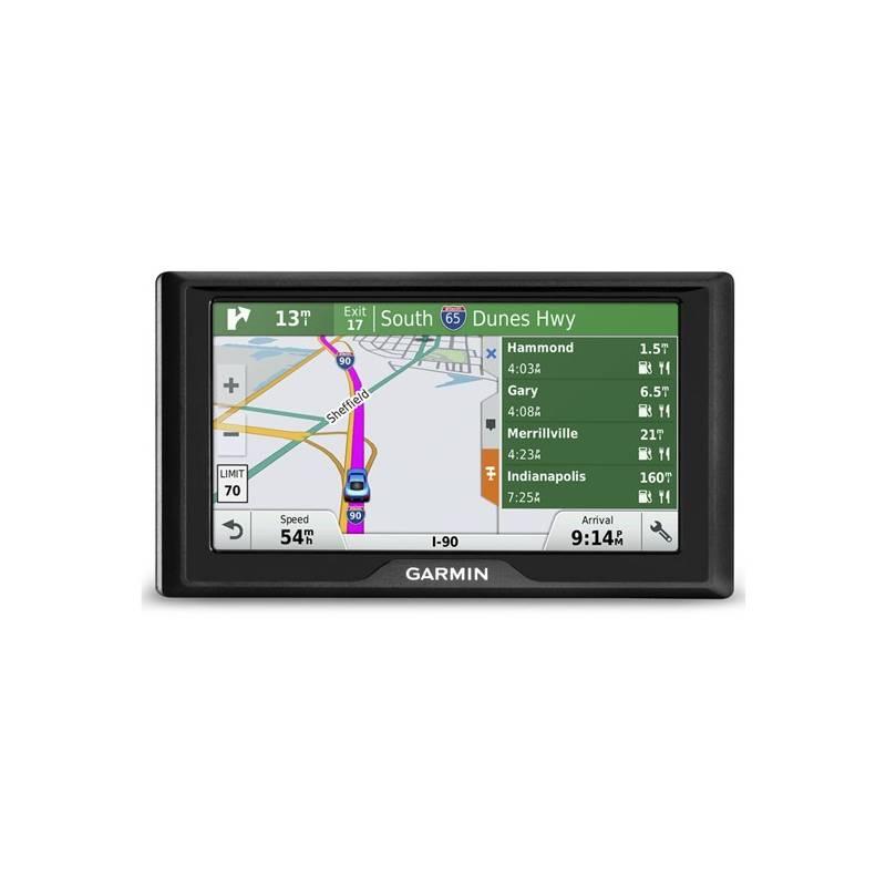 Navigačný systém GPS Garmin Drive 60T Lifetime Europe45 čierna