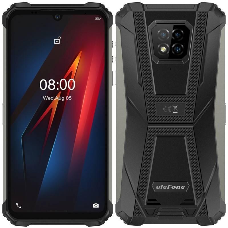 Mobilný telefón UleFone Armor 8 Dual SIM (ULE000375) čierny + Doprava zadarmo