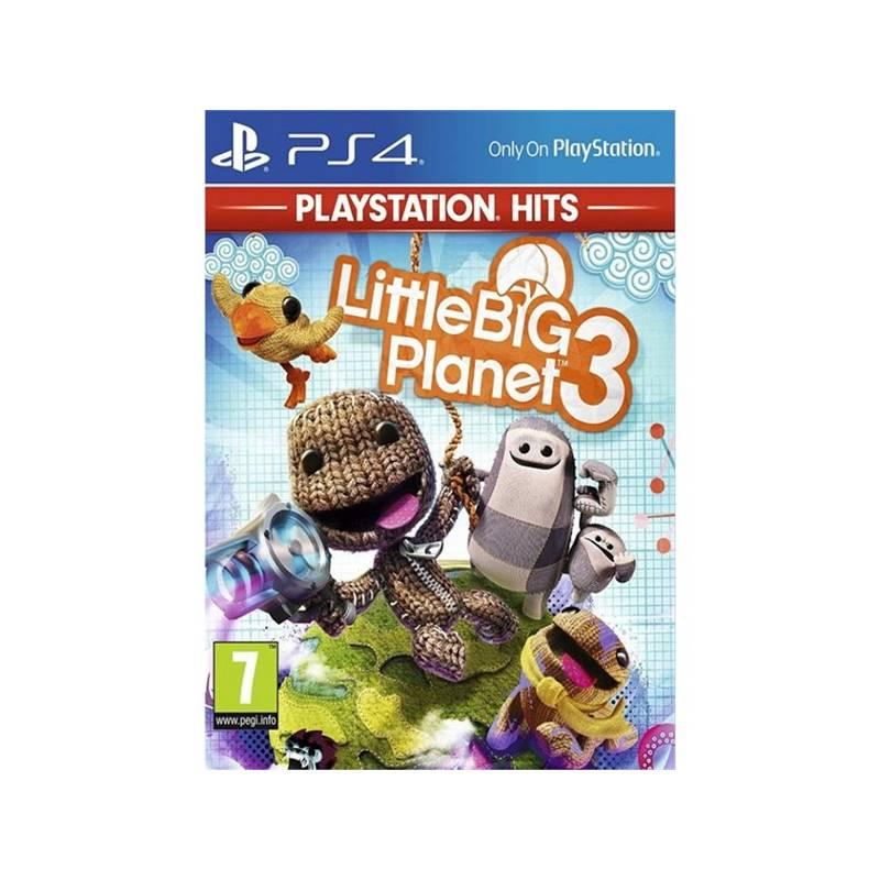 Hra Sony PlayStation 4 LittleBigPlanet 3 (PS719414476)