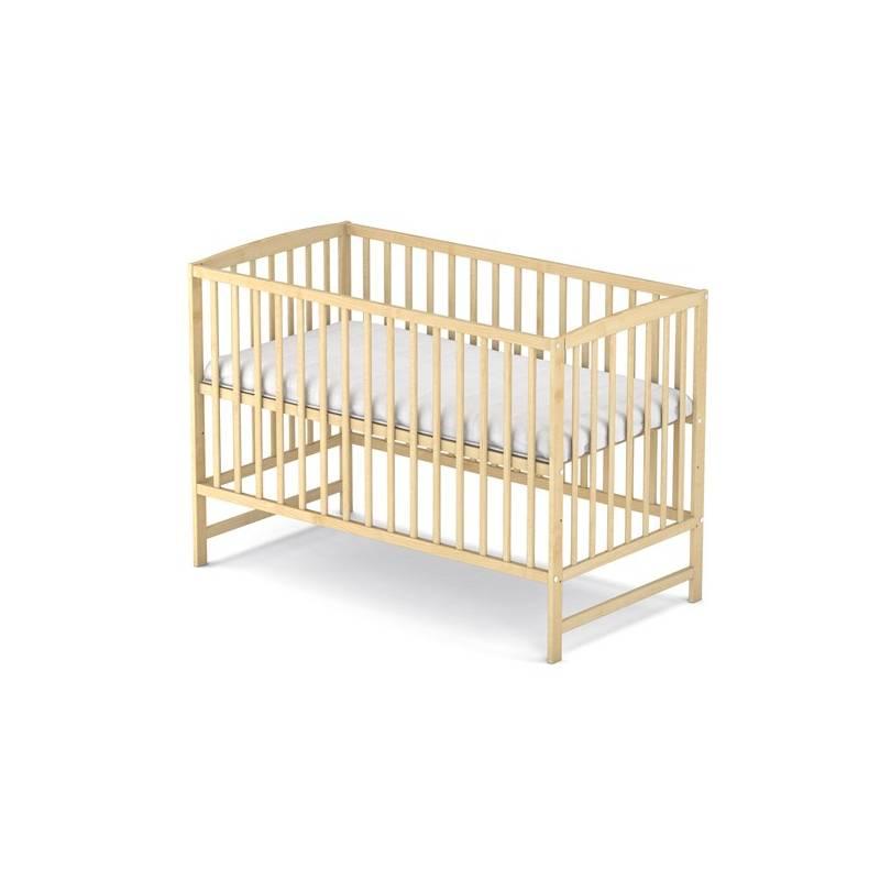 Postieľka detská drevená Baby Sky ARCO borovice + Doprava zadarmo