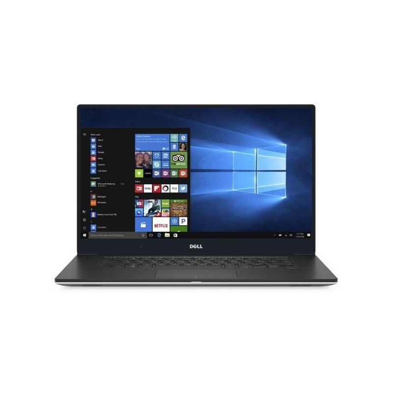 Notebook Dell XPS 15 (9560) (N-9560-N2-711S) strieborný + Doprava zadarmo