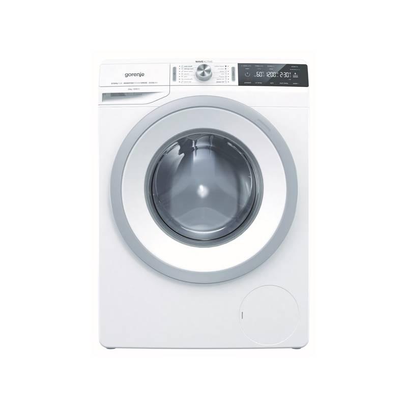 Automatická práčka Gorenje Advanced WA62S3 biela + Doprava zadarmo