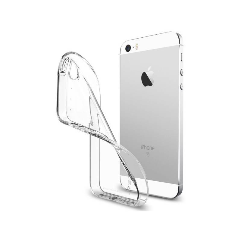 Kryt na mobil Spigen Liquid Air Armor pro Apple iPhone 5/5s/SE (041CS20247) priehľadný