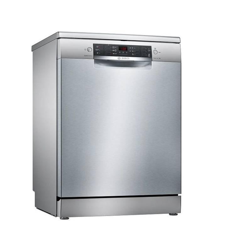 Umývačka riadu Bosch Super Silence SMS46II08E nerez + Doprava zadarmo