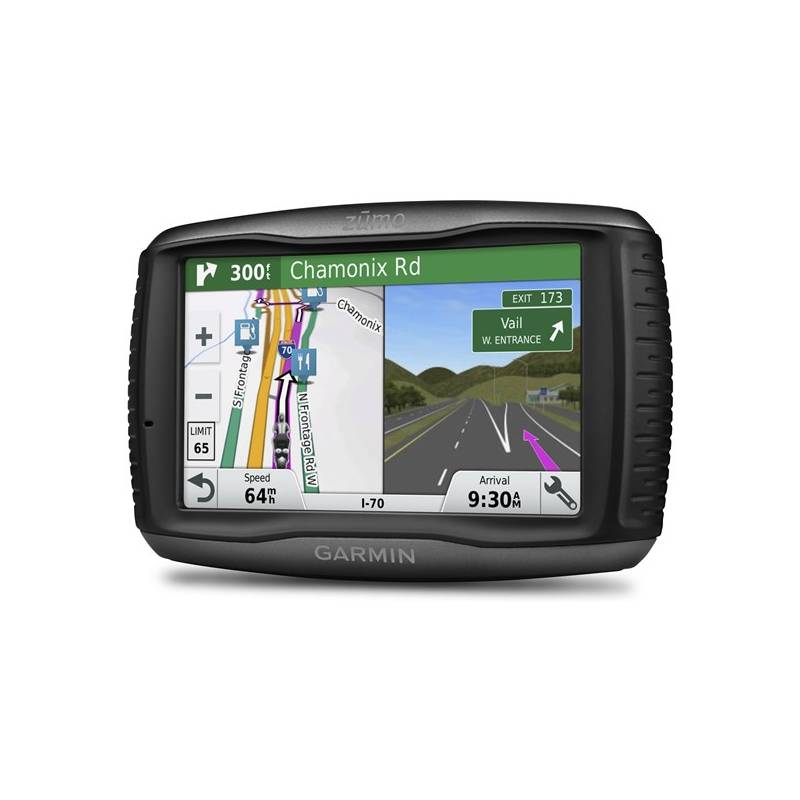 Navigačný systém GPS Garmin zumo 595 Lifetime Europe45 čierna + Doprava zadarmo
