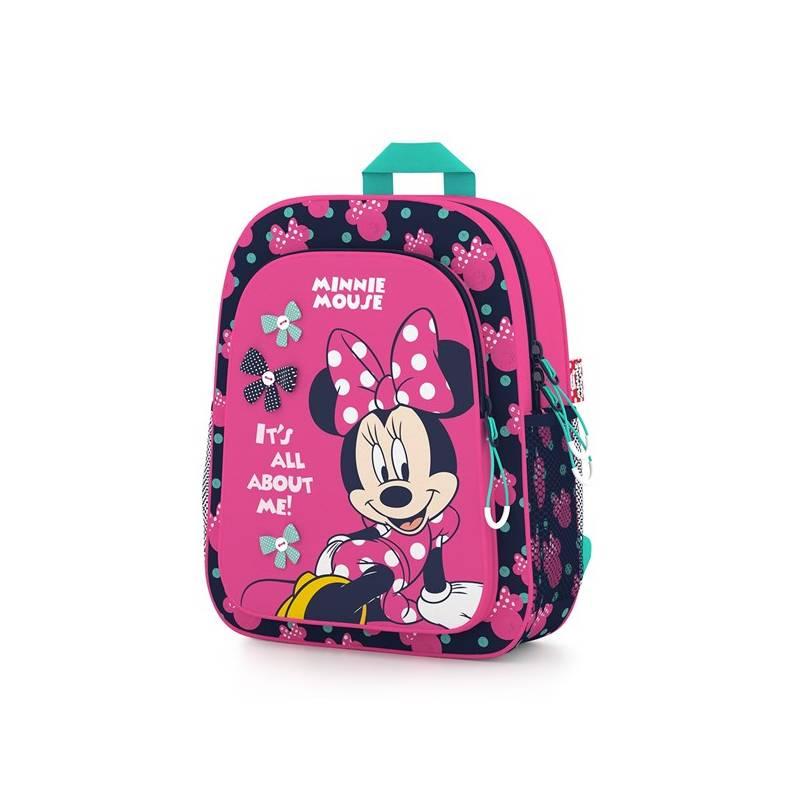 Batoh dětský P + P Karton předškolní Minnie  41f902a605