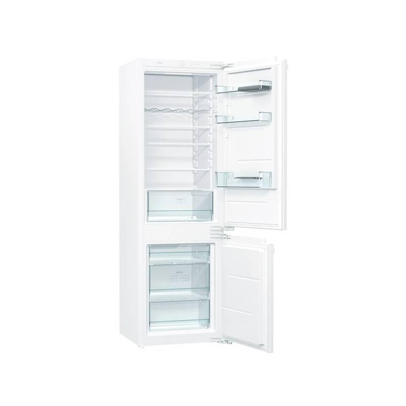Kombinácia chladničky s mrazničkou Gorenje RKI5182E1 biela + Doprava zadarmo