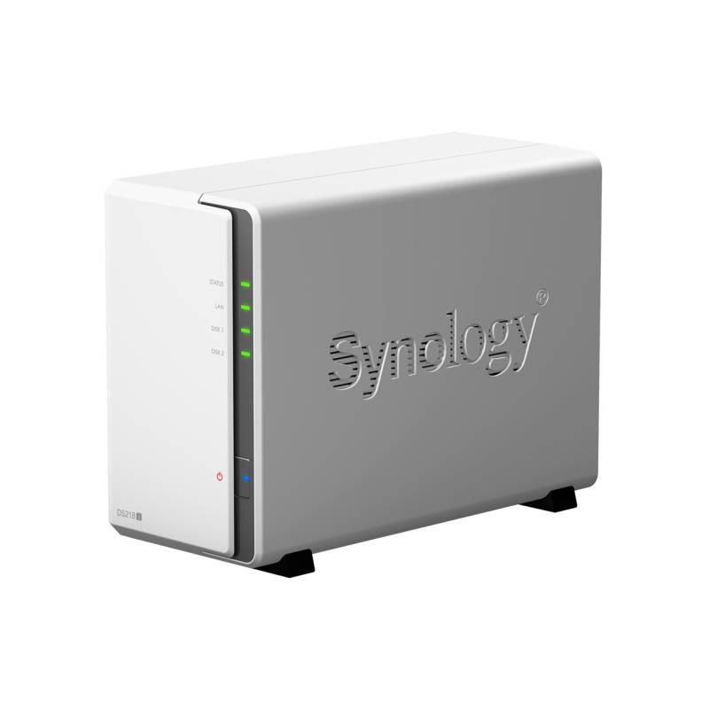 Sieťové úložište Synology DS218j (DS218j) biele