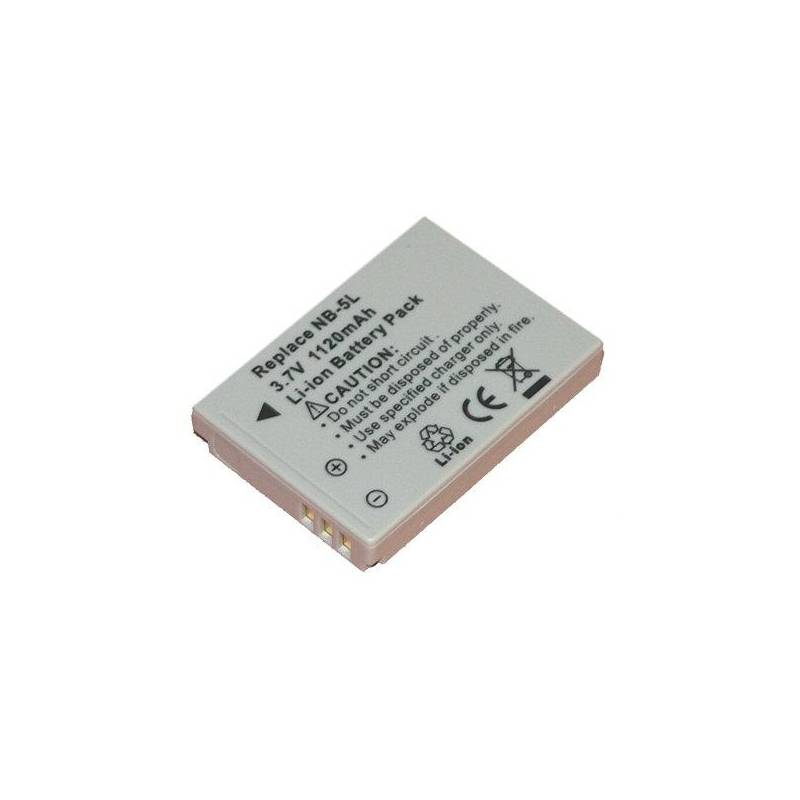 Akumulátor Avacom pro Canon NB-5L Li-ion 3,7V 1120mAh (DICA-NB5L-734)