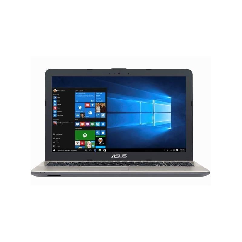 Notebook Asus X541UA-DM1233T (X541UA-DM1233T) čierny Software F-Secure SAFE, 3 zařízení / 6 měsíců (zdarma) + Doprava zadarmo