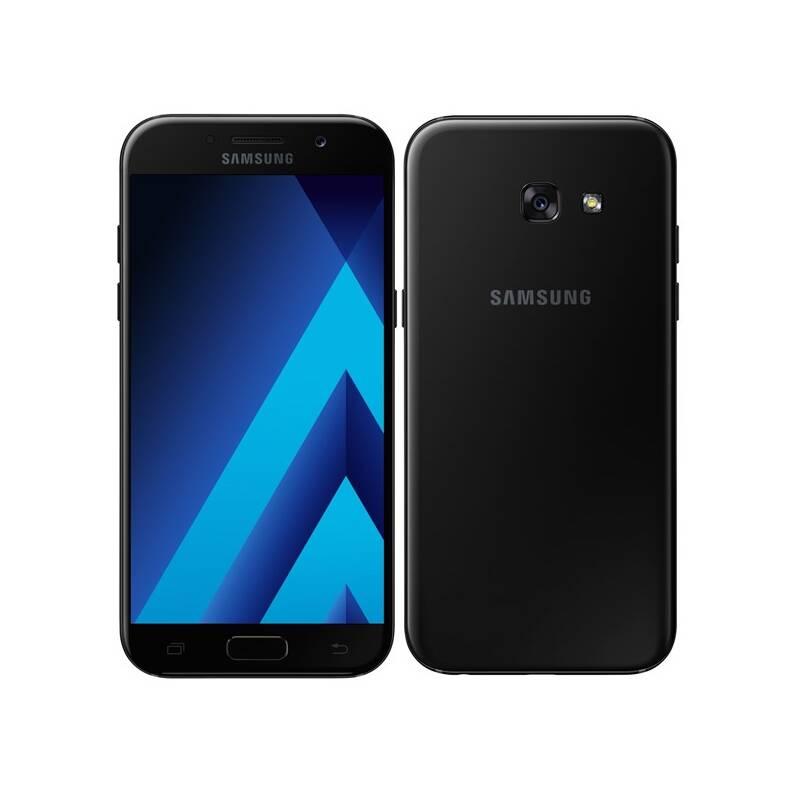 Mobilný telefón Samsung Galaxy A5 (2017) (SM-A520FZKAETL) čierny Software F-Secure SAFE, 3 zařízení / 6 měsíců (zdarma)