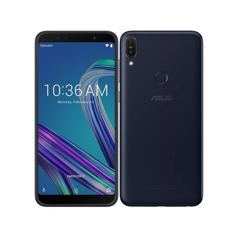 Mobilný telefón Asus Zenfone MAX Pro (ZB602KL-4A083EU) čierny