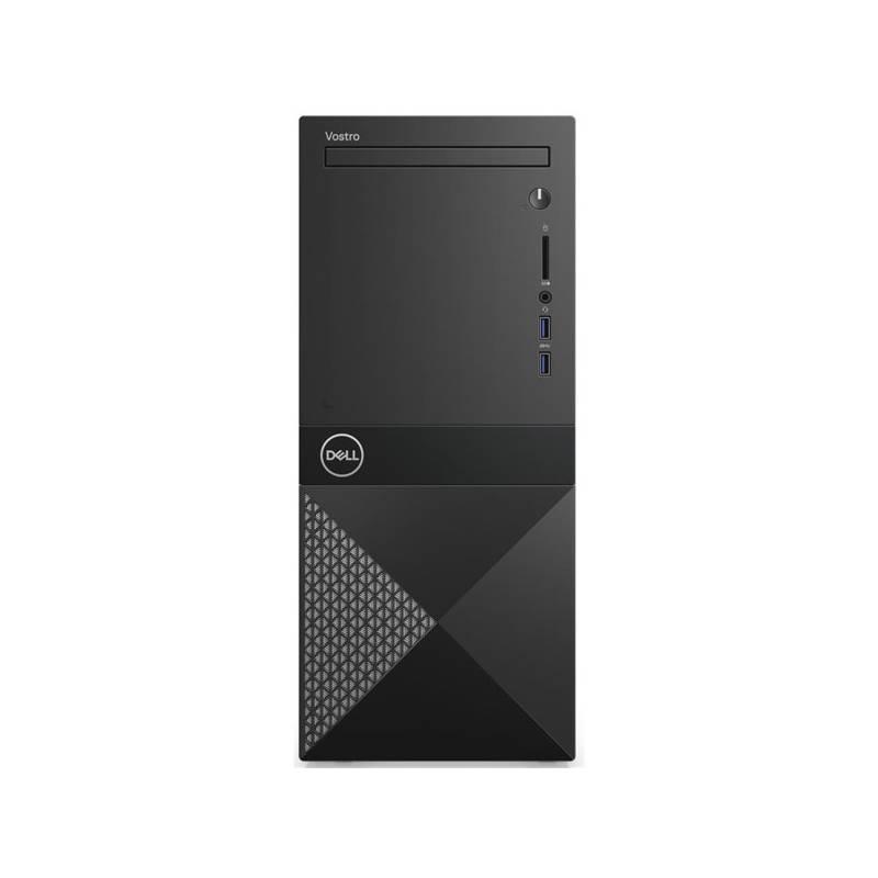 Stolný počítač Dell Vostro 3670 (MVNFY) čierny + Doprava zadarmo