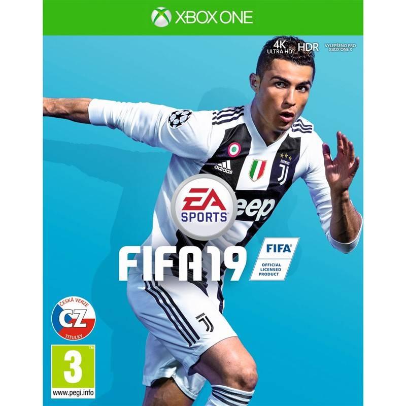 Hra EA Xbox One FIFA 19 (EAX320614)