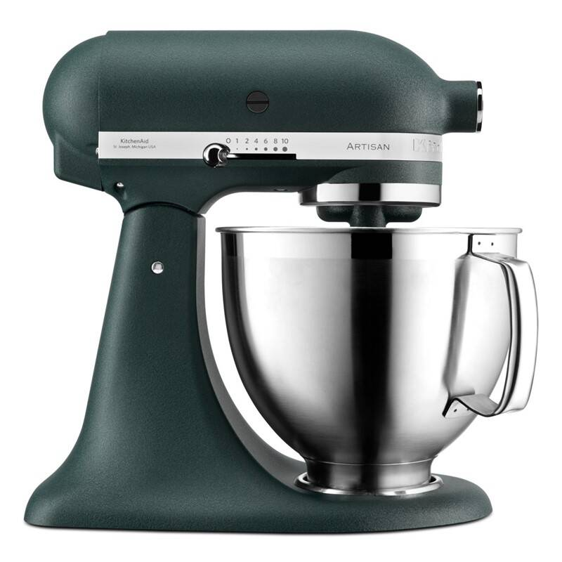 Kuchynský robot KitchenAid Artisan 5KSM185PSEPP zelený