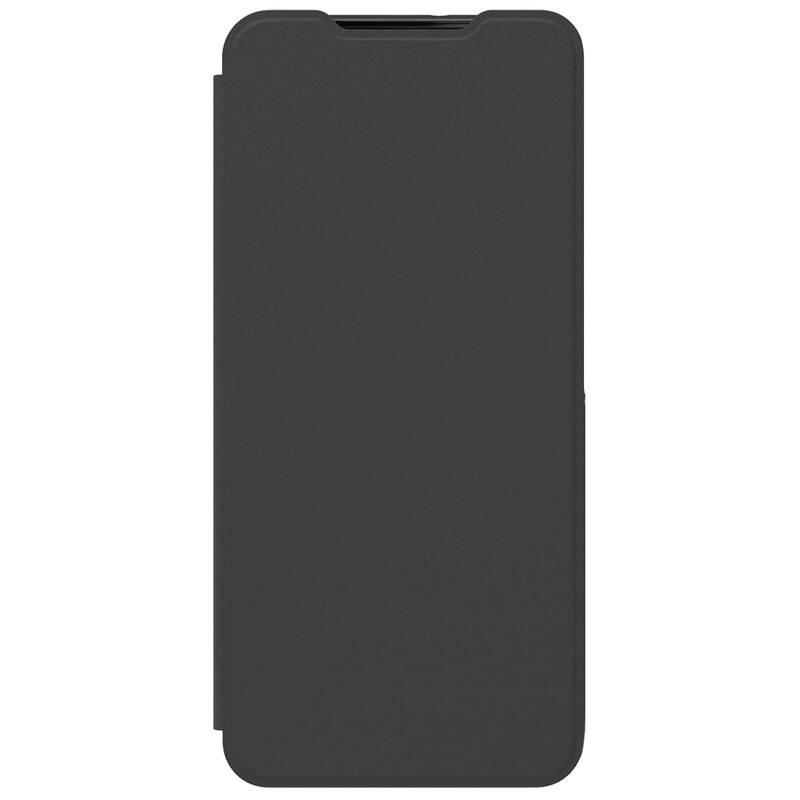 Púzdro na mobil flipové Samsung Galaxy A22 5G (GP-FWA226AMABW) čierne