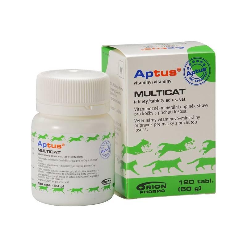 Tablety Aptus Multicat 120tbl
