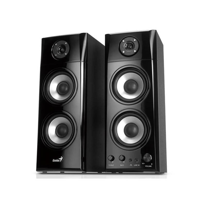 Reproduktory Genius SP-HF1800A 2.0 (31730908100) čierne