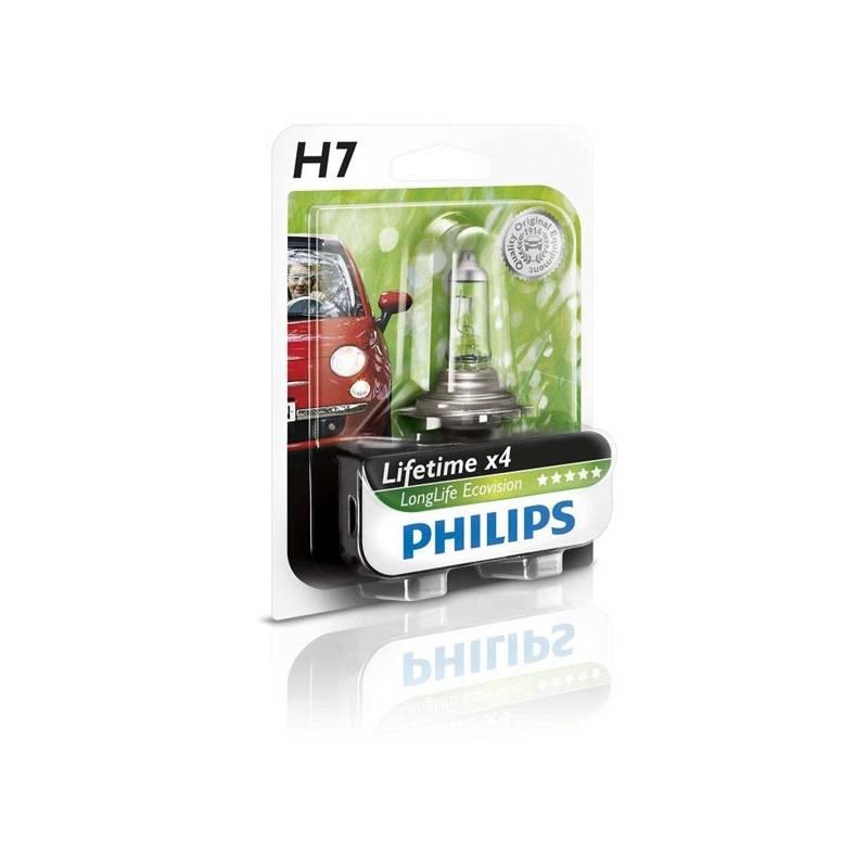 Autožárovka 12V H7 55W Philips LongerLife
