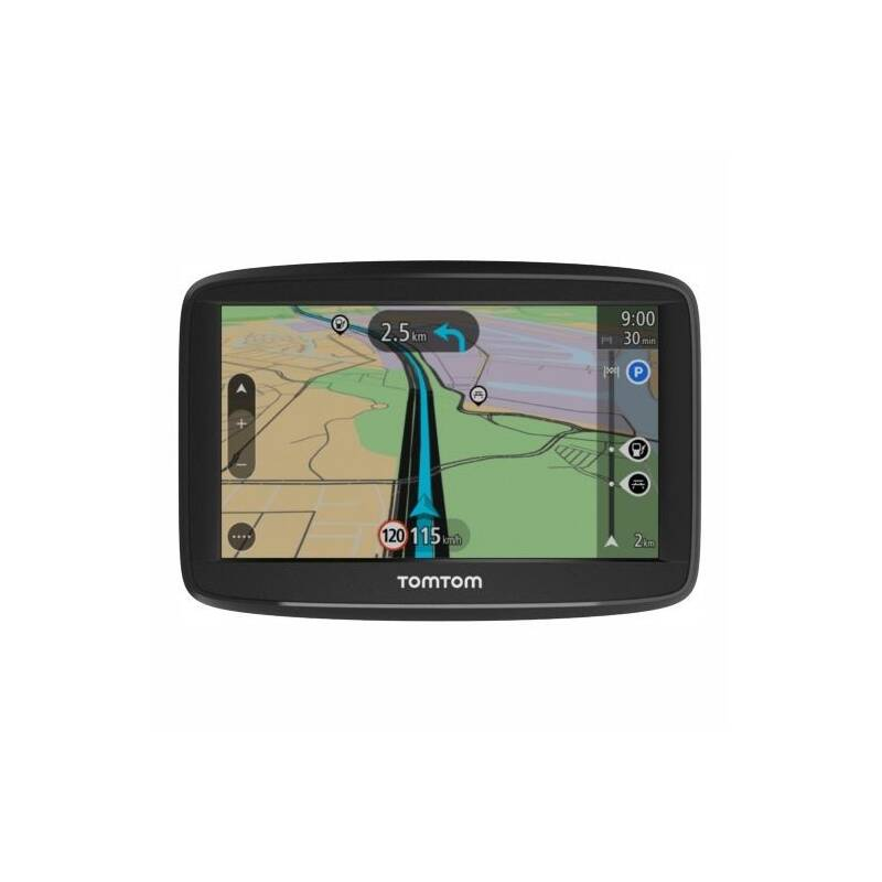 Navigačný systém GPS Tomtom START 42 Europe (1AA4.002.03) čierna + Doprava zadarmo