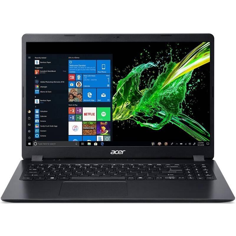 Notebook Acer Aspire 3 (A315-54-31GB) - Shale Black (NX.HEFEC.005)