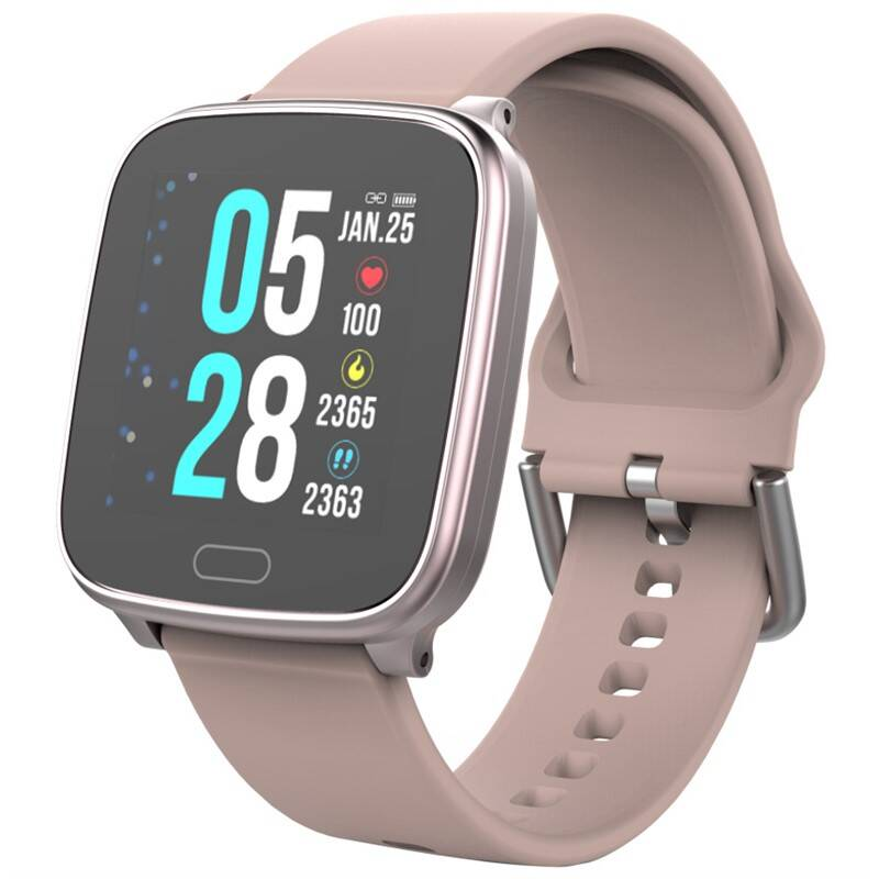 Fitness náramek Carneo SlimFit+ (8588006962963) růžový