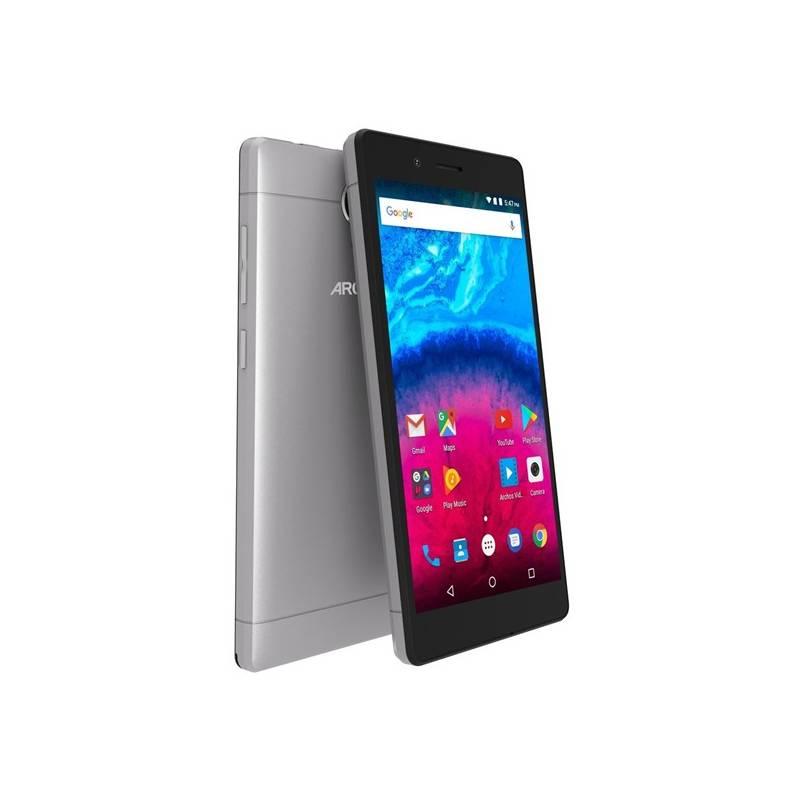 Mobilný telefón Archos Core 50 4G (503585) sivý Software F-Secure SAFE, 3 zařízení / 6 měsíců (zdarma)
