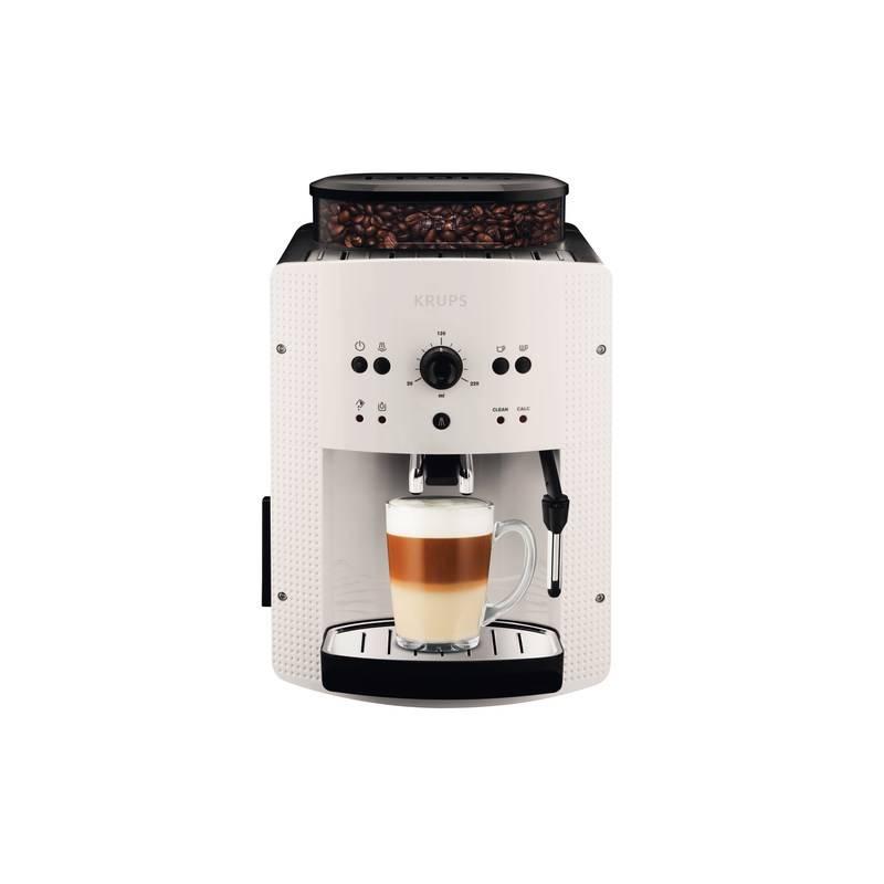 Espresso Krups EA8105 čierne/biele
